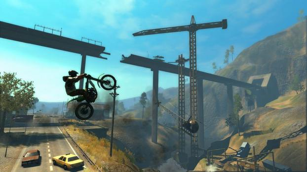 Trials Evolution Gold Edition on PC screenshot #5