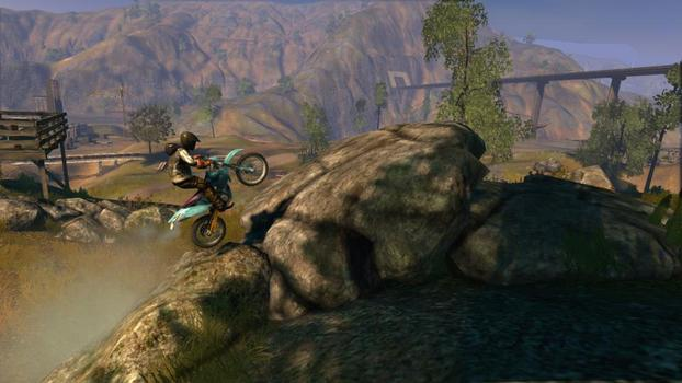 Trials Evolution Gold Edition on PC screenshot #4