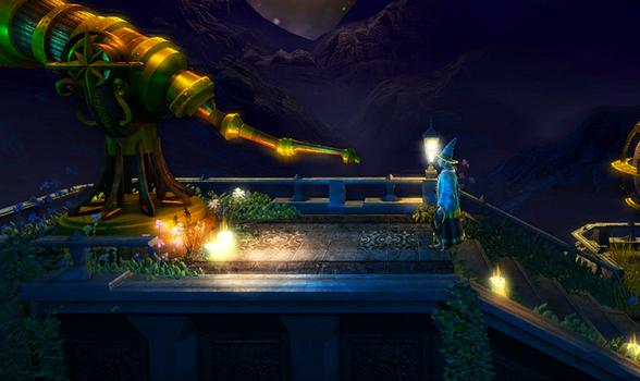 Trine on PC screenshot #1