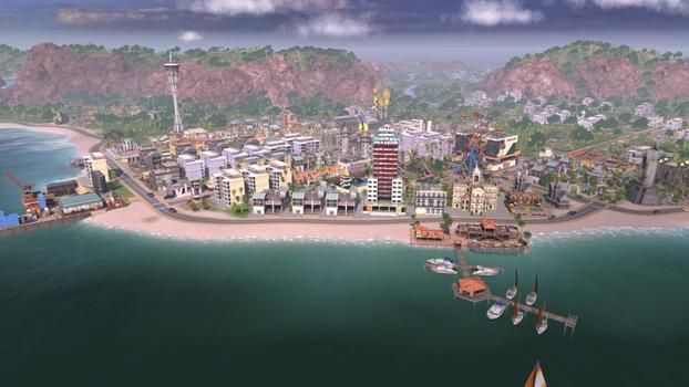 Tropico 4: The Academy on PC screenshot #4