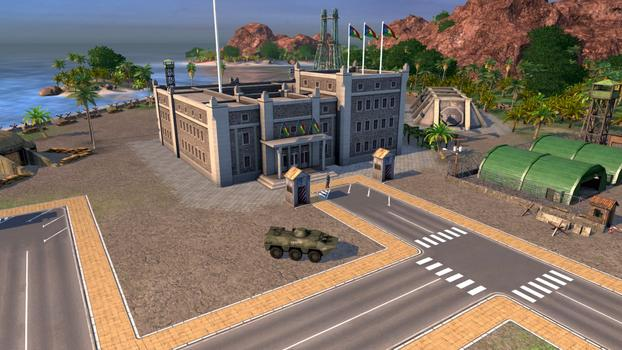 Tropico 4: The Academy on PC screenshot #2