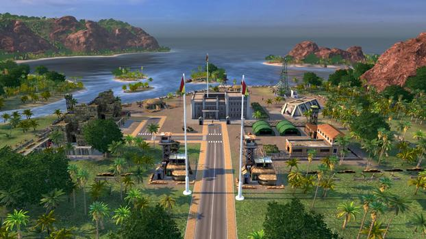 Tropico 4: The Academy on PC screenshot #1
