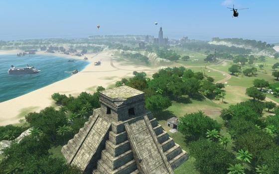 Tropico 4: Collectors Bundle on PC screenshot #1
