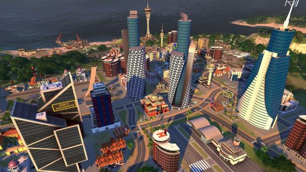 Tropico 4: Modern Times on PC screenshot #1