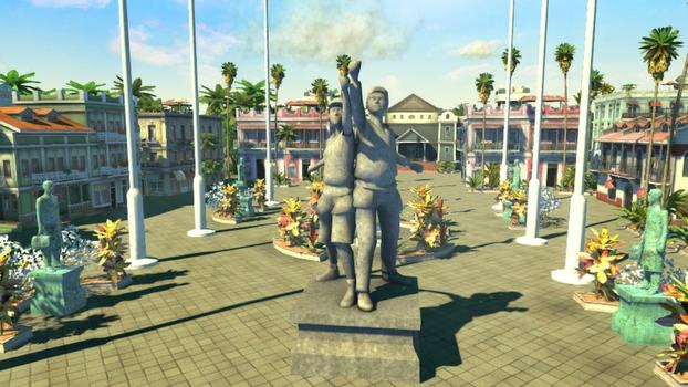 Tropico 4: Quick-Dry-Cement  on PC screenshot #6