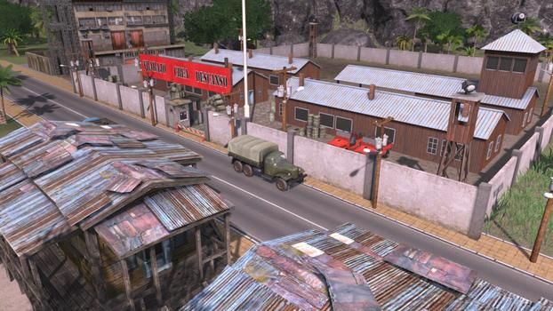 Tropico 4: Vigilante DLC on PC screenshot #1