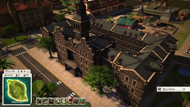 Tropico 5: Mad World on PC screenshot #5