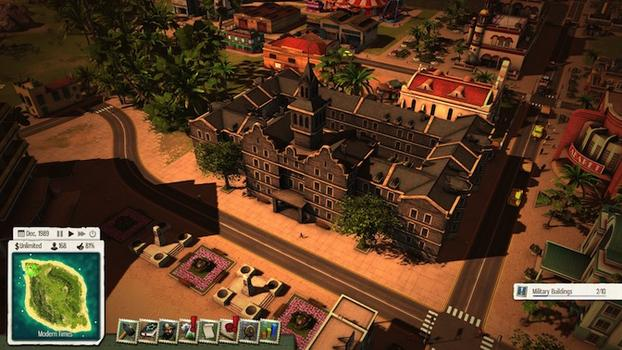 Tropico 5: Mad World on PC screenshot #3