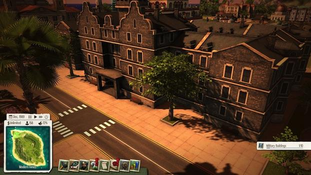 Tropico 5: Mad World on PC screenshot #2