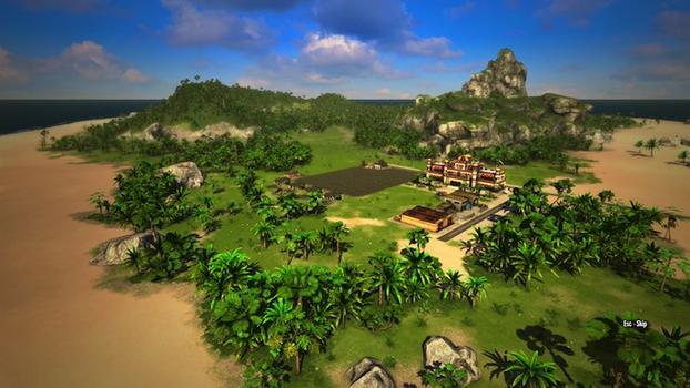 Tropico 5: Mad World on PC screenshot #1