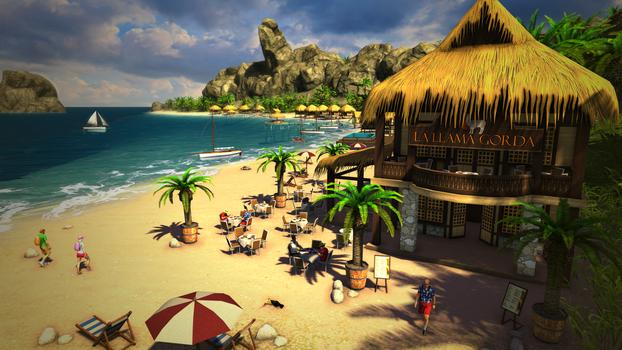 Tropico 5 on PC screenshot #8