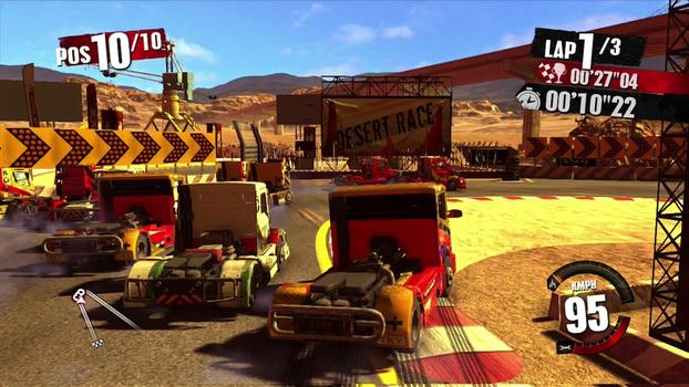 Truck Racer on PC screenshot #5