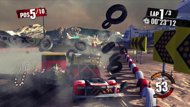 Truck Racer on PC screenshot #3