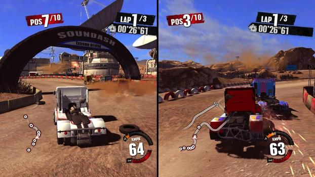 Truck Racer on PC screenshot #2