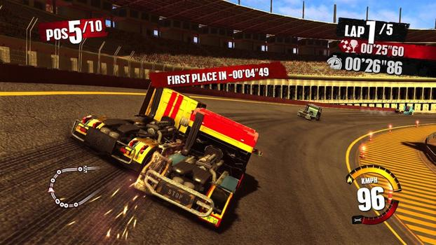 Truck Racer on PC screenshot #1