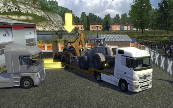 Trucks & Trailers on PC screenshot #2