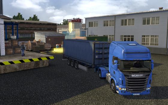 Trucks & Trailers on PC screenshot #1