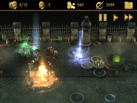 Two Worlds II: Castle Defense on PC screenshot #1