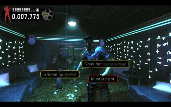 Typing of the Dead: Overkill Filth of the Dead DLC on PC screenshot #1