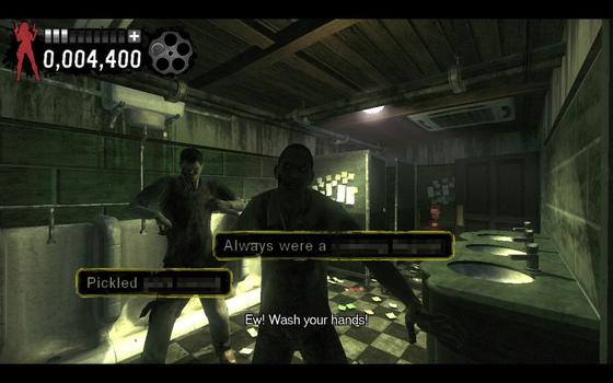 Typing of the Dead: Overkill Filth of the Dead DLC on PC screenshot #3