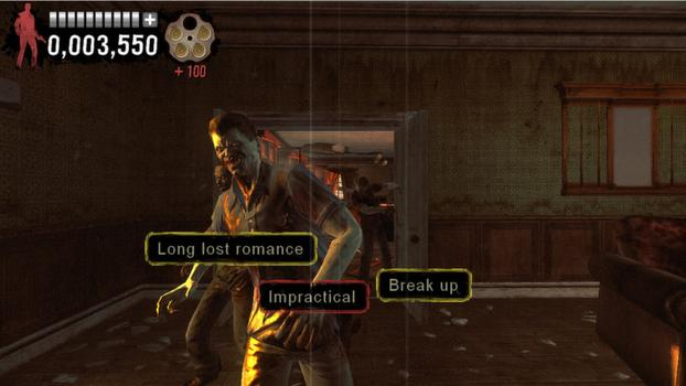 The Typing of the Dead: Overkill – Love at First Bite DLC  on PC screenshot #1