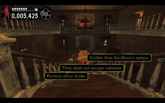 The Typing of the Dead: Overkill Shakespeare DLC on PC screenshot #6