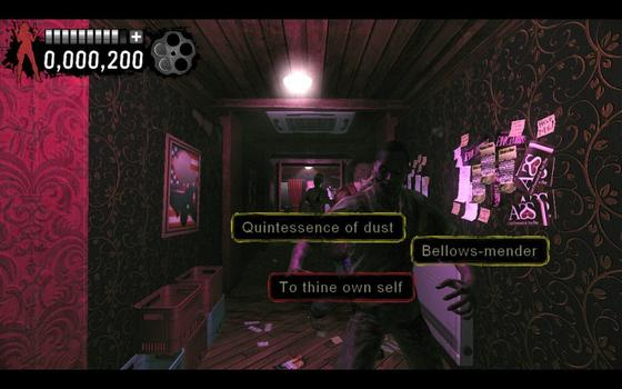 The Typing of the Dead: Overkill Shakespeare DLC on PC screenshot #1