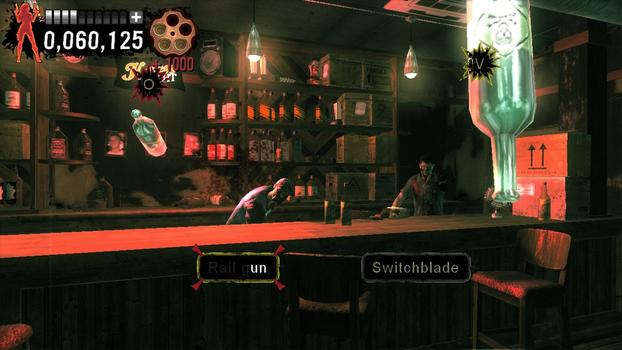 Typing of the Dead: Overkill on PC screenshot #5