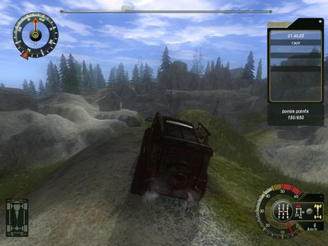 UAZ Racing 4x4 on PC screenshot #1
