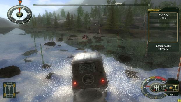 UAZ Racing 4x4 on PC screenshot #2