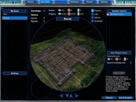 UFO: Aftershock on PC screenshot #4