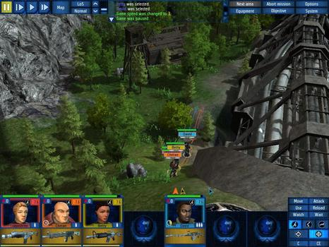 UFO: Aftershock on PC screenshot #3