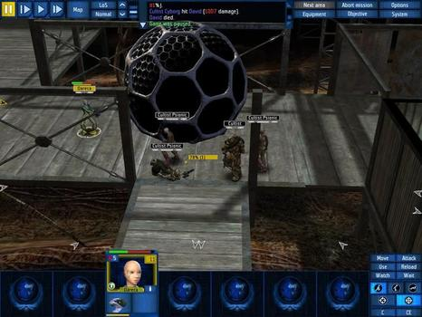 UFO: Aftershock on PC screenshot #2