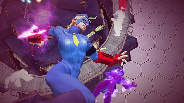 Ultra Street Fighter IV Upgrade on PC screenshot #1