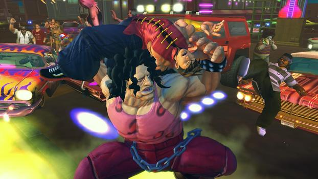 Ultra Street Fighter IV Upgrade on PC screenshot #5