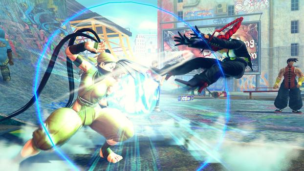 Ultra Street Fighter IV on PC screenshot #12