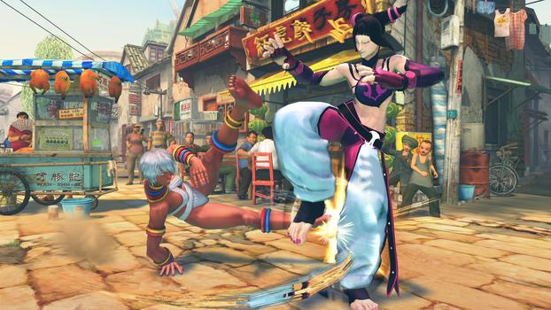 Ultra Street Fighter IV on PC screenshot #2