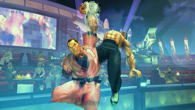 Ultra Street Fighter IV on PC screenshot #11