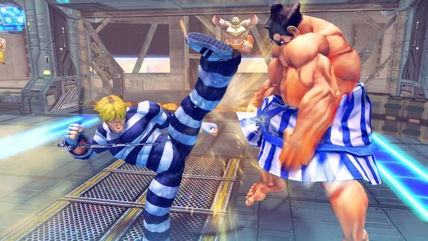 Ultra Street Fighter IV on PC screenshot #10