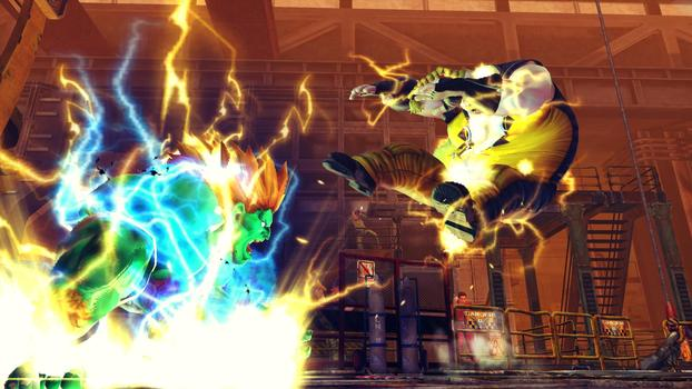 Ultra Street Fighter IV on PC screenshot #8