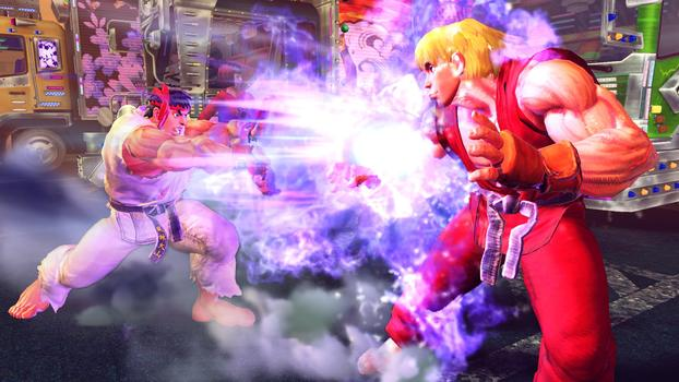 Ultra Street Fighter IV on PC screenshot #7