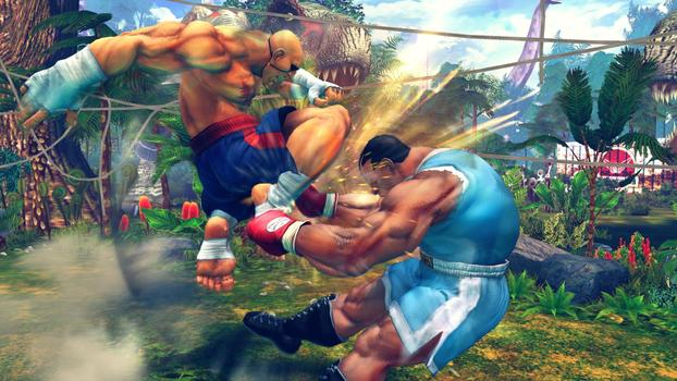 Ultra Street Fighter IV on PC screenshot #6