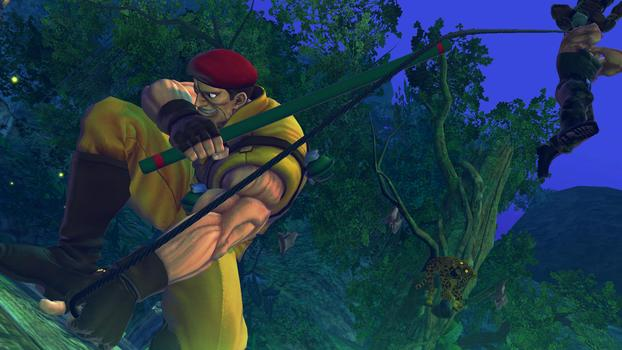 Ultra Street Fighter IV on PC screenshot #4