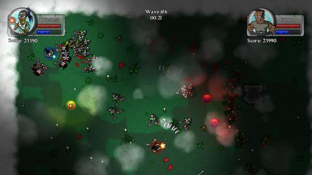 Undead Legions on PC screenshot #5