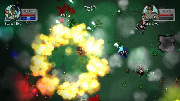 Undead Legions on PC screenshot #2