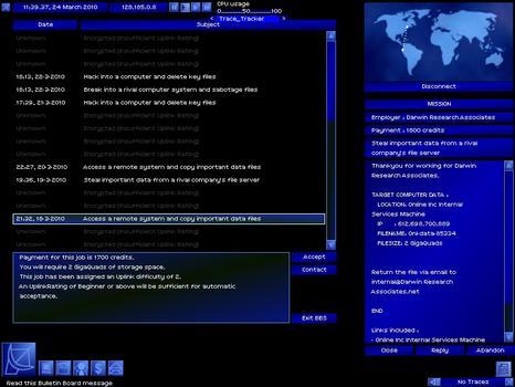 Uplink on PC screenshot #4