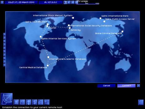 Uplink on PC screenshot #3