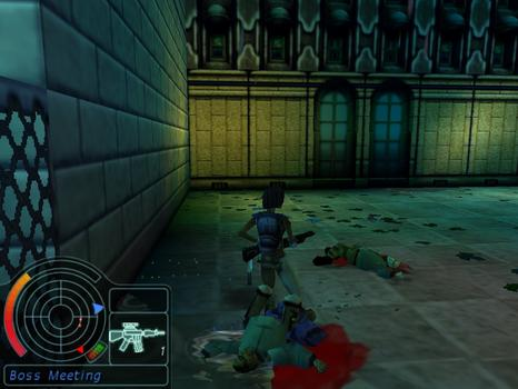 Urban Chaos on PC screenshot #6