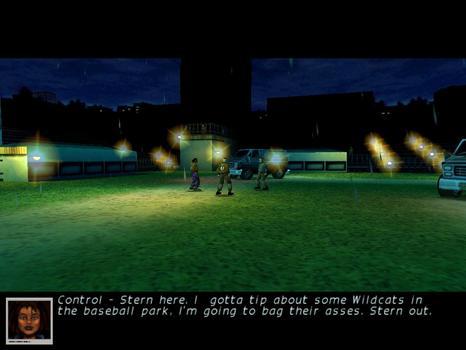 Urban Chaos on PC screenshot #5