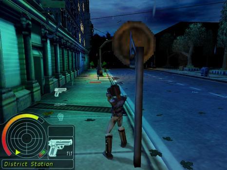 Urban Chaos on PC screenshot #4